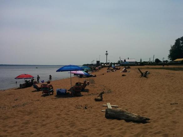 Du Bon Manger - Batiscan beach