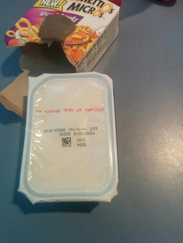 Du Bon Manger - SpaghettiOs MicrOs 2