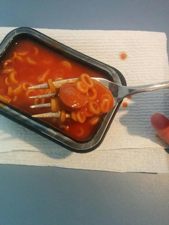Du Bon Manger - SpaghettiOs MicrOs 6
