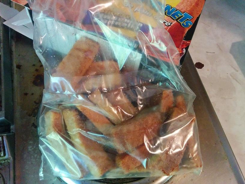 Du Bon Manger - tigre géant french toast sticks 2