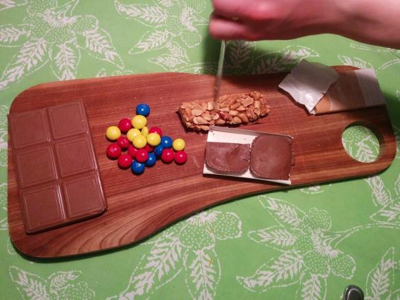 Du Bon Manger - US barre de chocolat 16