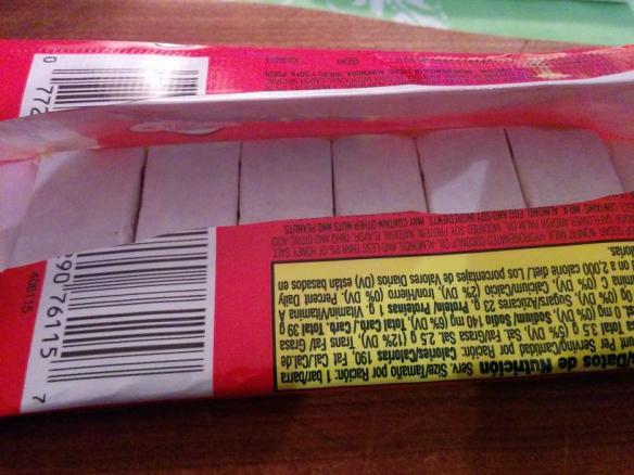 Du Bon Manger - US barre de chocolat 8