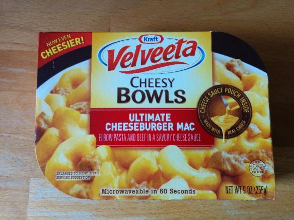 Du Bon Manger - Velveeta Cheesy Bowls 1