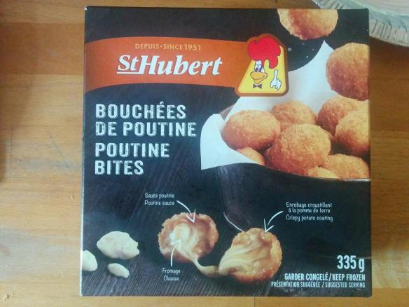 Du Bon Manger - Bouchées de poutine St-Hubert 1