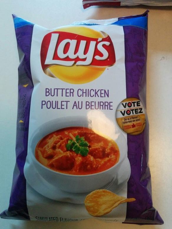 Du Bon Manger - lays 2015 poulet au beurre 1