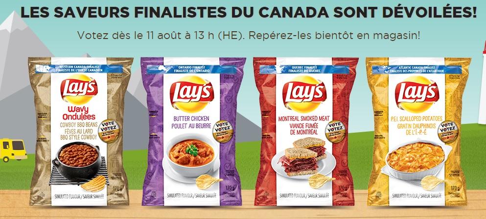 Du Bon Manger - lays 2015