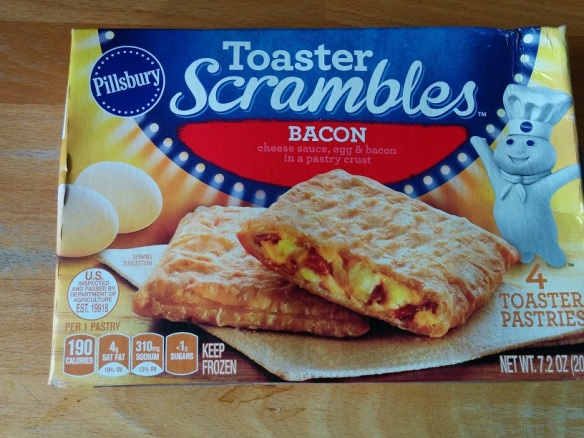 Du Bon Manger - pillsvury toaster scramble 1