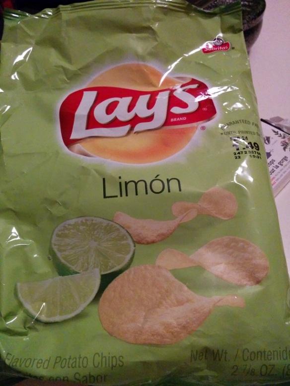 Du Bon Manger- Chips Limon
