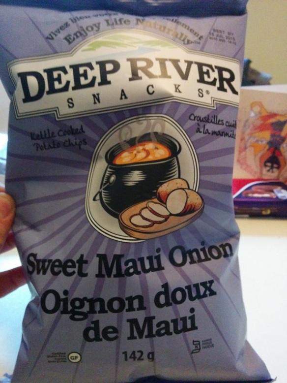 Du Bon Manger- Chips Oignon doux de Maui