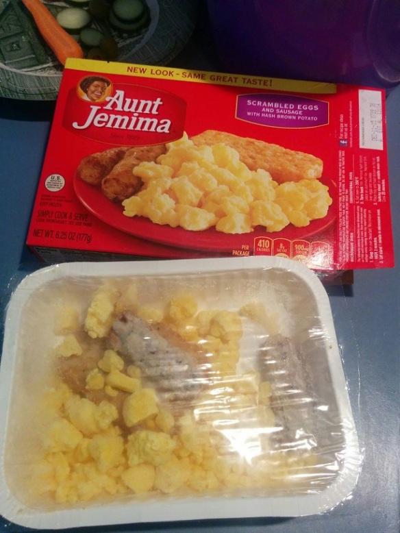 Du bon manger - Dejeuner aunt jemima 2