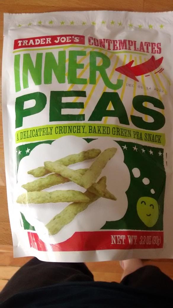 Du Bon Manger - Trader Joes Inner peas
