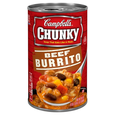 Du Bon manger - chunky beefy burrito