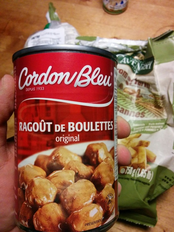 Du Bon Manger - Poutine Ragoût De boulettes Cordon bleu 3