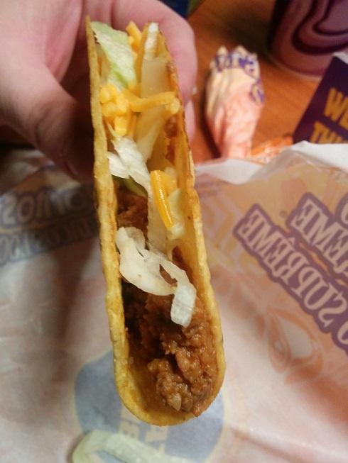 Du Bon Manger - Nachos farcis grillés taco bell 10