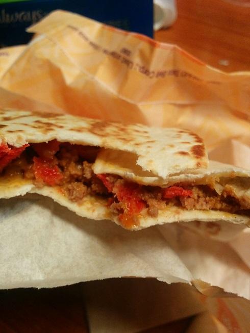 Du Bon Manger - Nachos farcis grillés taco bell 5