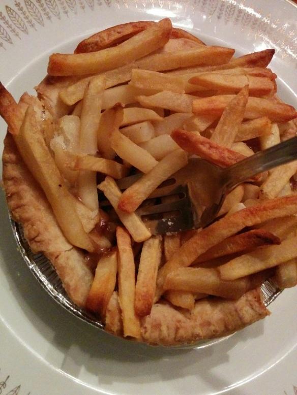 Du Bon Manger - Pâté à la poutine au boeuf effiloché 5