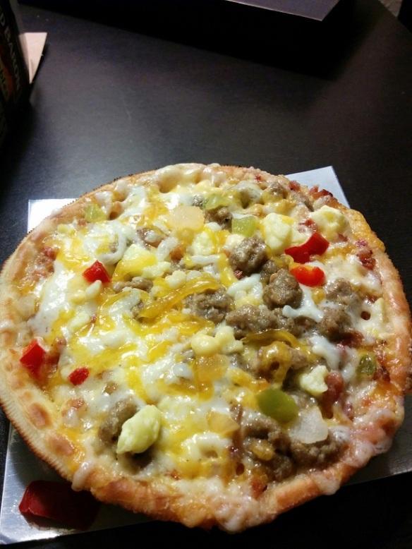 Du Bon Manger - Red Baron Pizza Dejeuner 4