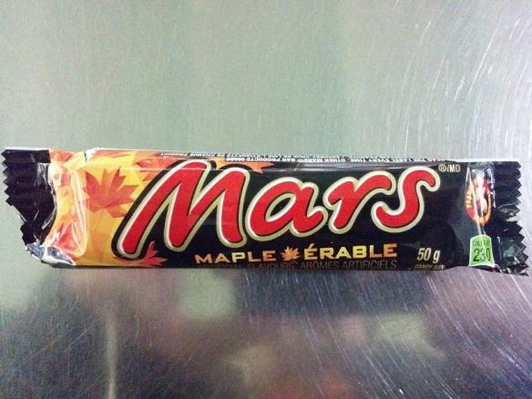 Du Bon Manger - Sweet Mars Erable 1