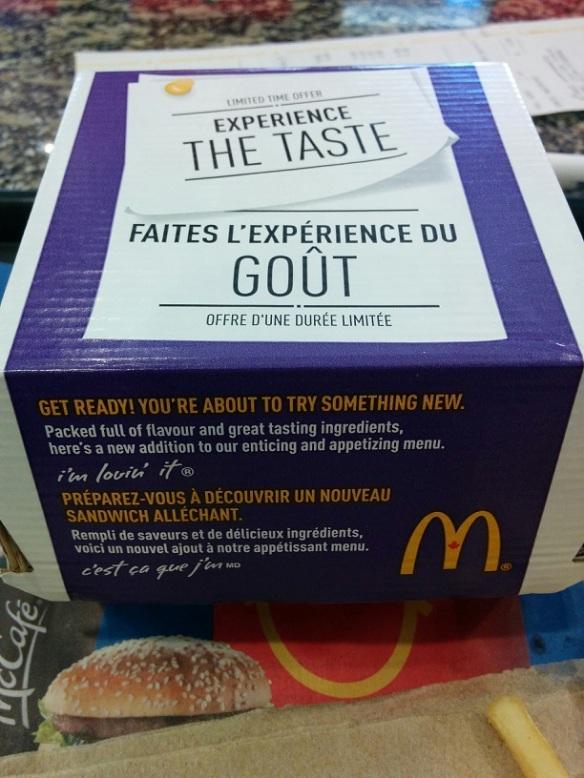 Du Bon Manger - 12h mcdonalds 1