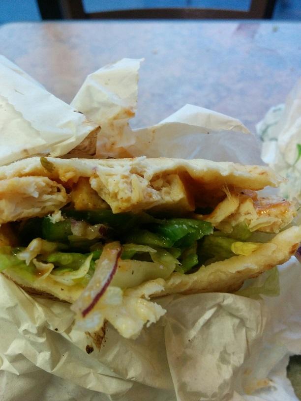 Du Bon Manger - subway poulet au beurre 4