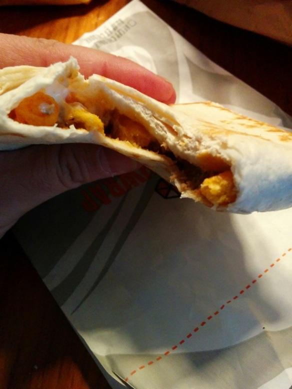 Du Bon Manger - Taco Bell Bouchées Wrap Croquant Cheetos 4