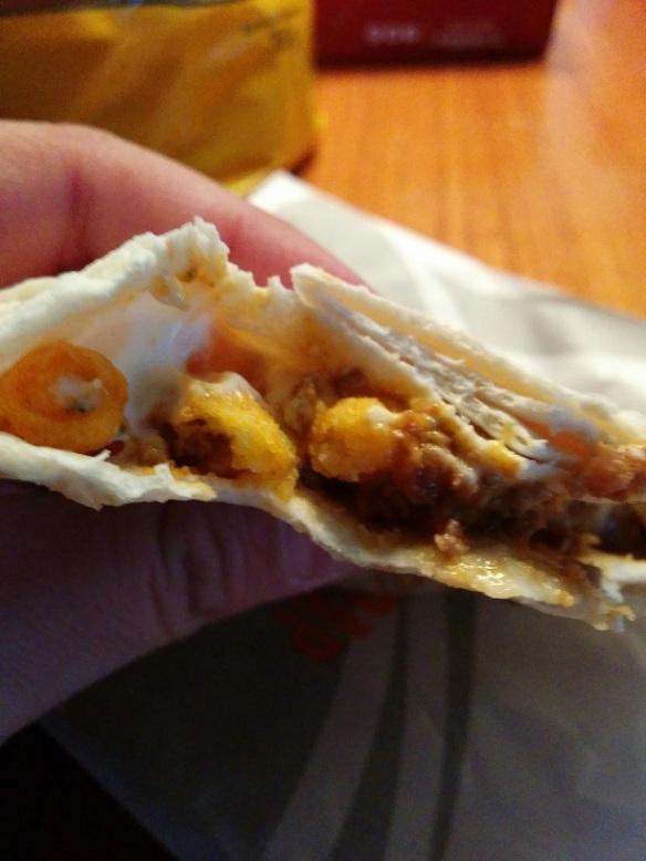 Du Bon Manger - Taco Bell Bouchées Wrap Croquant Cheetos 5