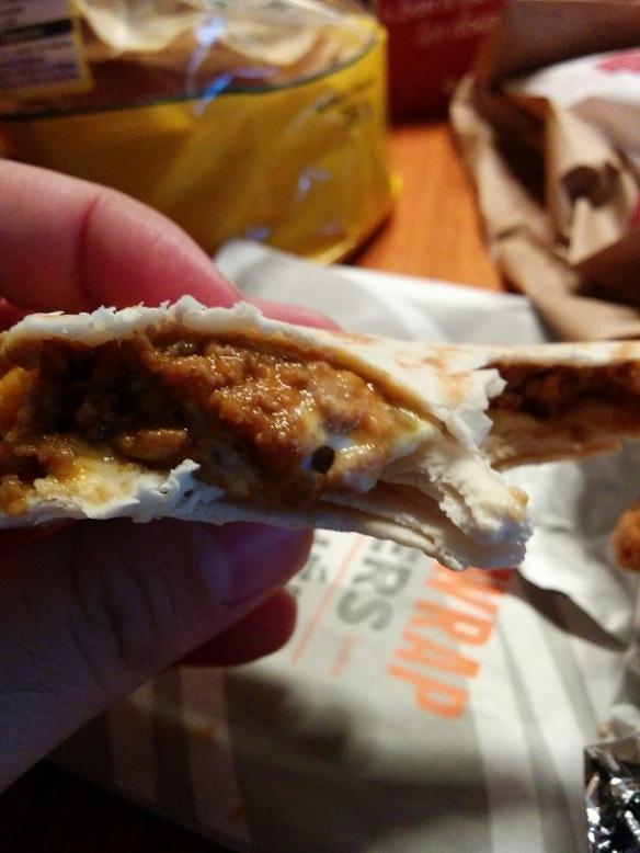 Du Bon Manger - Taco Bell Bouchées Wrap Croquant Cheetos 6